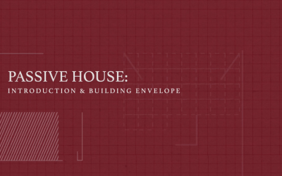 Pitney Passive House: The Movie – take one