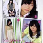 AKB48 HKT48 指原莉乃 トレーディングカード4枚セット