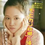 新作◇モヒカン故郷に帰る: チラシb. 3枚 前田敦子, 松田龍平