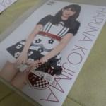 AKB48カフェ&ショップ生写真ポスター 第64弾 小嶋陽菜1509