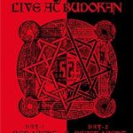 LIVE AT BUDOKAN~RED NIGHT&BLACK NIGHT APOCALYPSE/BABYMETAL