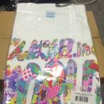 でんぱ組.inc WORLD TOUR 2015 in FUJIYAMATシャツ L 新品 白