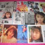 ★渡辺美奈代★切り抜き 40ページ #アイドル #idol #followme