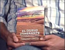 Entrevista a Fernando Cerutti sobre su libro El duelo itinerante (www.fernandocerutti.com) #太陽光発電 #エコ #followme