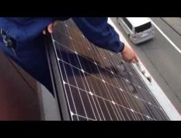 茨城県太陽光発電・汚れ・メンテナンス・施工動画・NO48 #太陽光発電 #エコ #followme