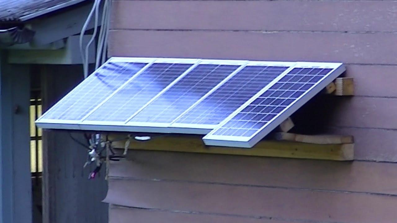 【独立型太陽光発電】バッテリー並列で安くあげる方法 #太陽光発電 #エコ #followme