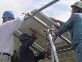 北栄高千穂太陽光発電所完成まで #太陽光発電 #エコ #followme