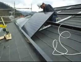 太陽光発電システム工事 リクシルソーラー #太陽光発電 #エコ #followme