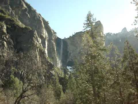ヨセミテ国立公園(ブライダルベール滝) #ヨセミテ国立公園 観光 #Yosemite #followme