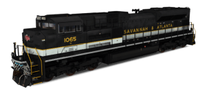 Savannah & Atlanta Heritage Unit