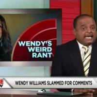 "Watch: Roland Martin Reads Wendy Williams Her Rights ""If You Actually Bothered To Read A Book And Not Gossip Magazines"" Over HBCU Comments"