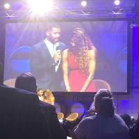 Adorable: Russell Wilson Gushes Over Being Baby Future's Stepdad & Marriage at His Charity Function [Video]