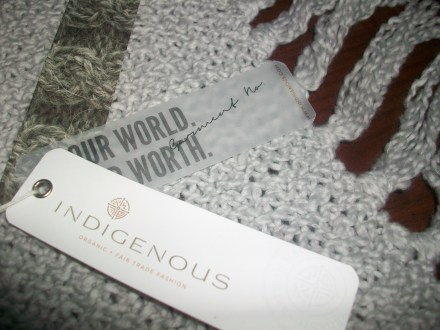 Indigenous...Organic and Fair Trade Design Review and Giveaway!