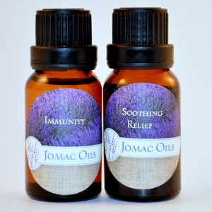 Doctor's Orders Bundle - one 15 ml bottle each of Immunity and Soothing Relief