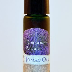 Hormonal Balance Essential Oil Blend 10 ml roller bottle
