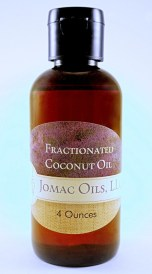 4 oz. Fractionated Coconut Oil
