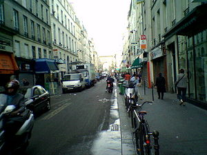 Rue du Faubourg Saint-Denis