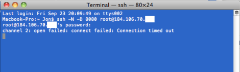 How To SSH Tunnel on Mac OS X Linux Tutorial