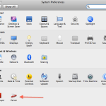 perian mac system preferences menu apple