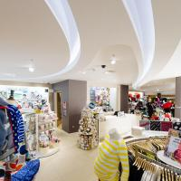 Mamas and Papas flagship store in Leeds Trinity