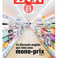 Commercial Photography - Poundworld in LSA (France)