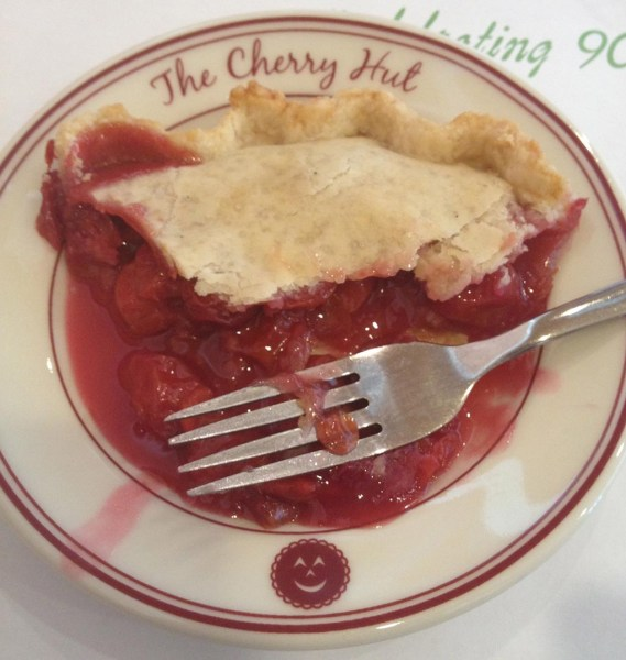 Cherry Pie at The Cherry Hut