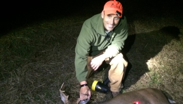 First Crossbow Whitetail Deer