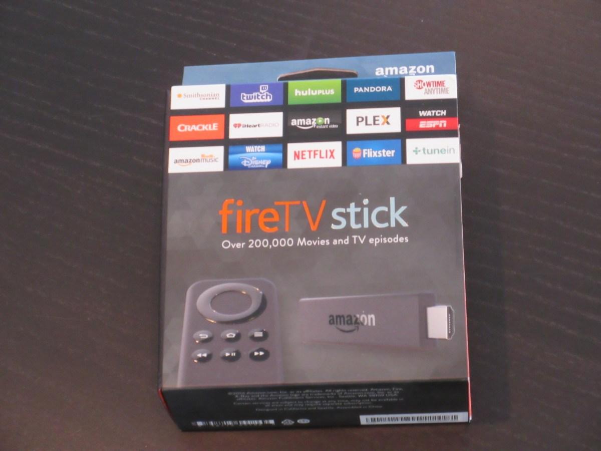 Amazon FireTV Stick Review