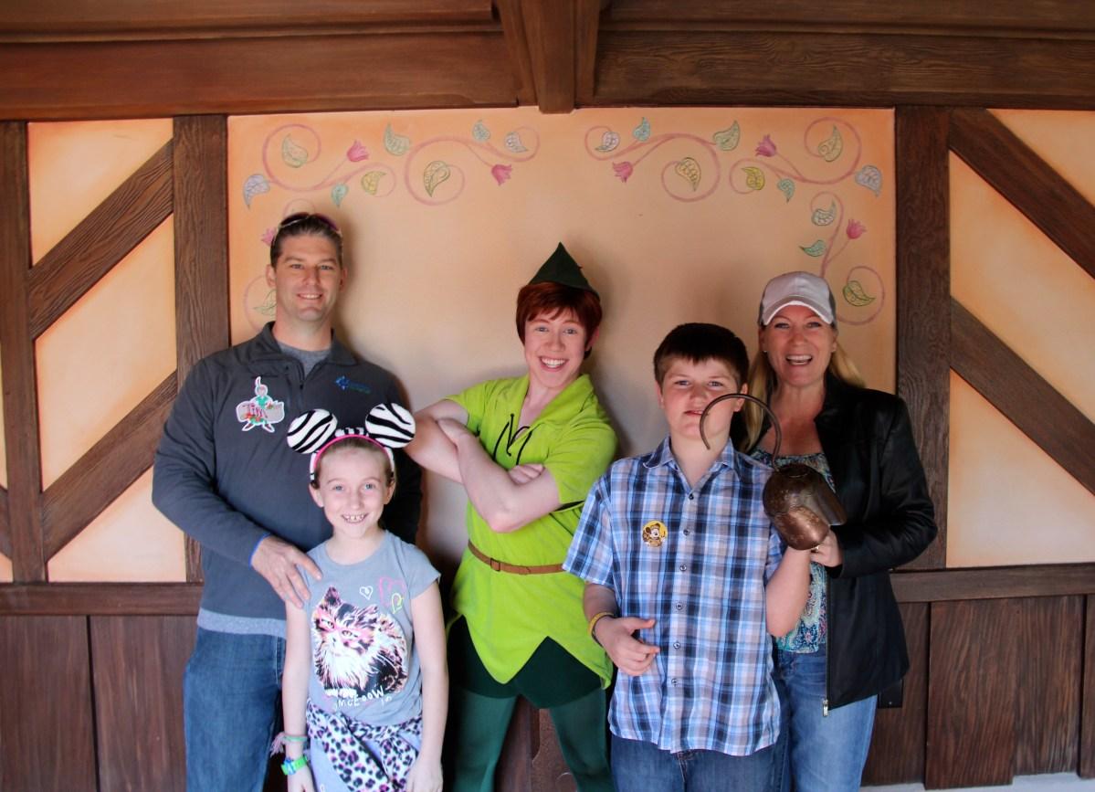 Disney Family Magic Tour
