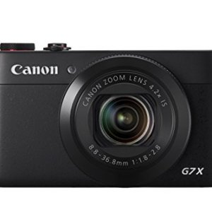 Canon PowerShot G7 X Digital Camera WiFi Enabled