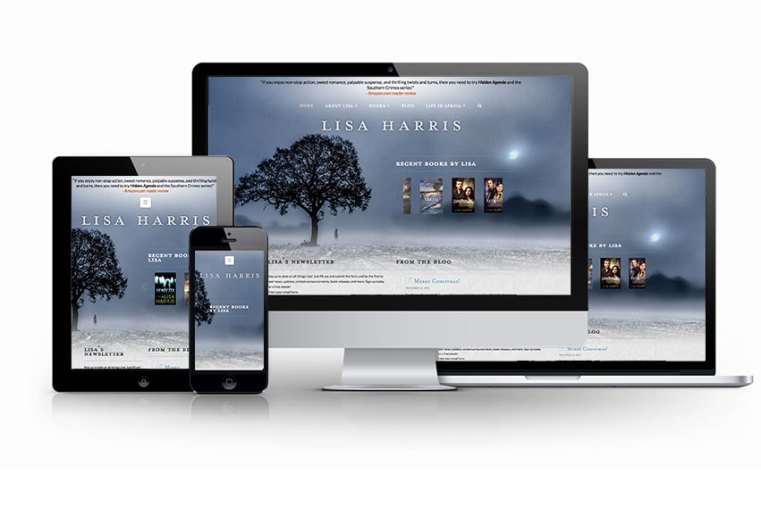 Jones House Creative - Responsive Website Design