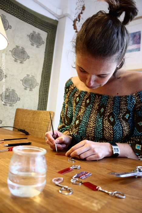 Créatrice de bijoux en Andalousie