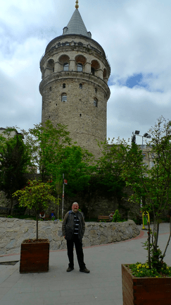 Galata tower 2014-05--3290215677-o -- The Galata Tower, Istanbul