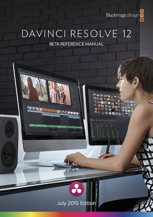 download davinci resolve 12 manual pdf