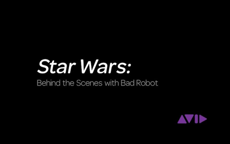 Star Wars at Bad Robot