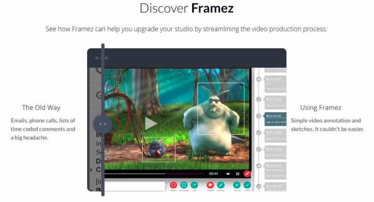 framez video review