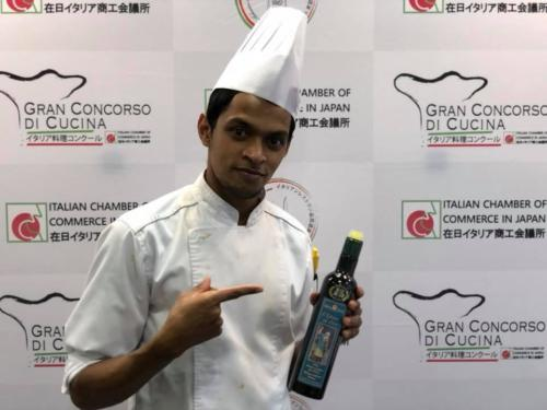 ICCJ eventsGran Concorso di Cucina