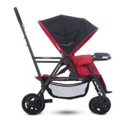 Small Crop Of Sit And Stand Double Stroller