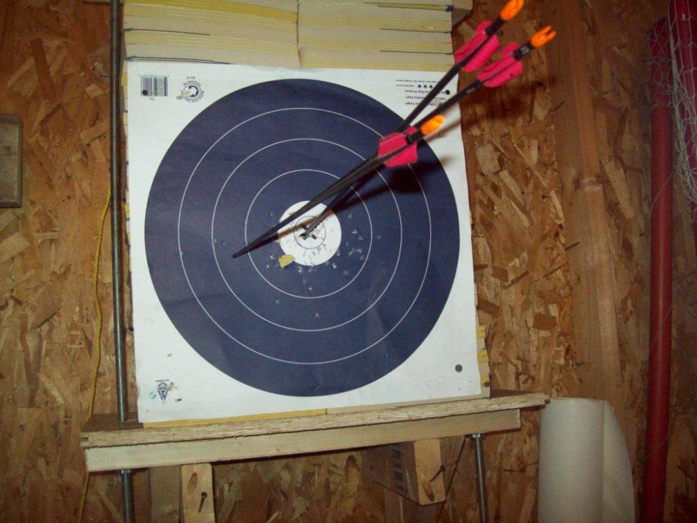 Build an Inexpensive Indoor Target (1/6)