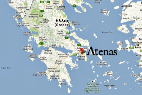 Atenas, la Primera Democracia