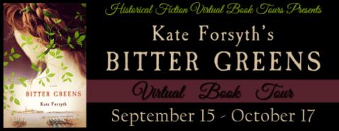 Bitter Greens Virtual Tour with HFVBTs