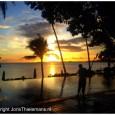 Sunrise on Koh Samui Island! Een van de weinige keren dat ik de zon weer eens zag opkomen! Normaal heb ik de Sunset..;-)  Tweet
