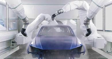 Audi inaugura um dos centros de pintura automotiva mais sustentáveis do mundo