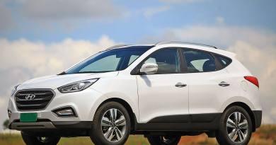 Versão GL do Hyundai IX35 ganha controles de estabilidade e tração