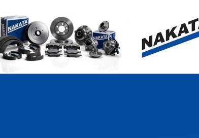 Nakata lança sapatas de freios para diversos veículos
