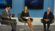 Paulo Souto foi o entrevistado desta terça na TV Bahia - foto Valter Pontes_