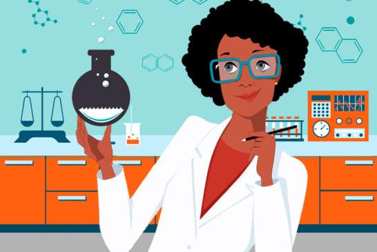 O mundo precisa de mais mulheres cientistas