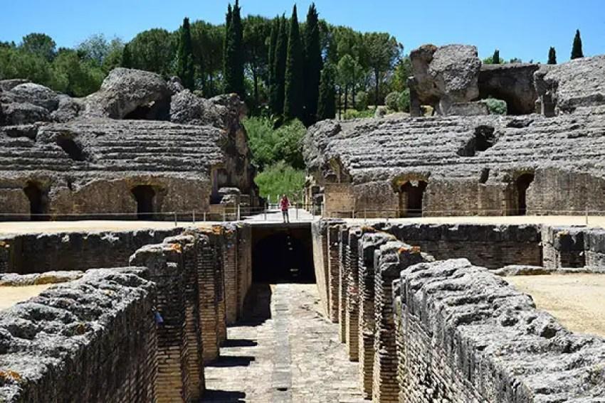 Anfiteatro-Itálica