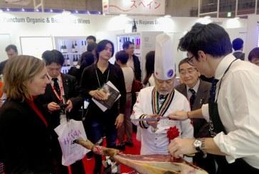 Aceite y jamón a la conquista del mercado japonés