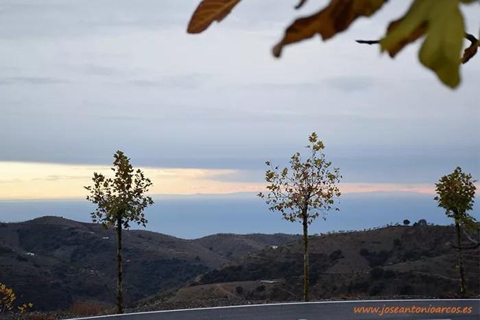 Bodega 'Cuatro Vientos' de Murtas en la Alpujarra de Granada. La Contraviesa